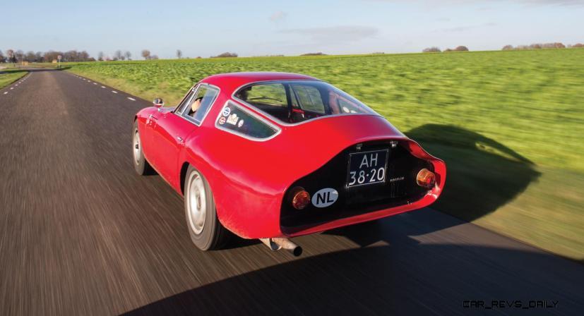 1965 Alfa Romeo GIULIA TZ 22