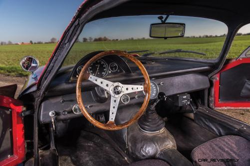 1965 Alfa Romeo GIULIA TZ 4