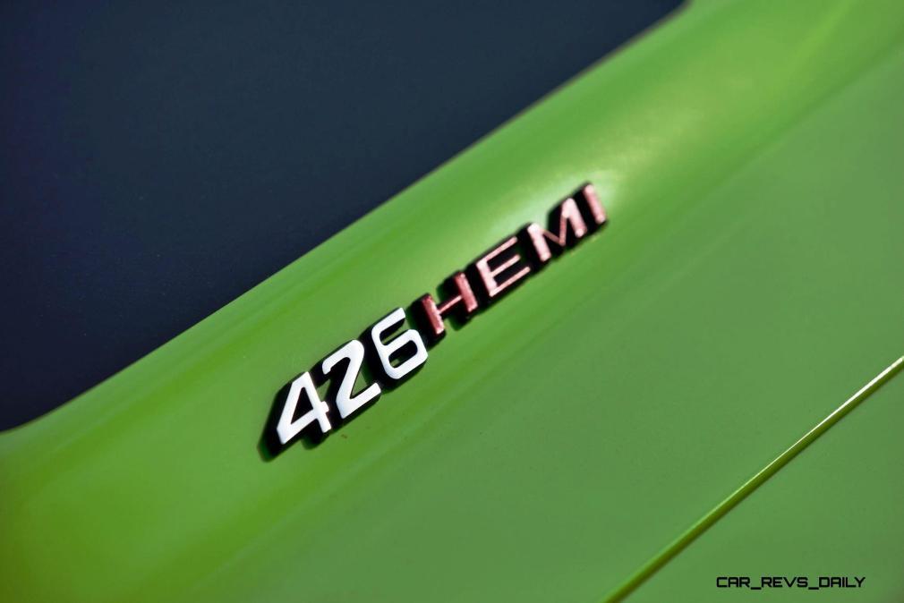 1970 Dodge Hemi Challenger RT Convertible 8