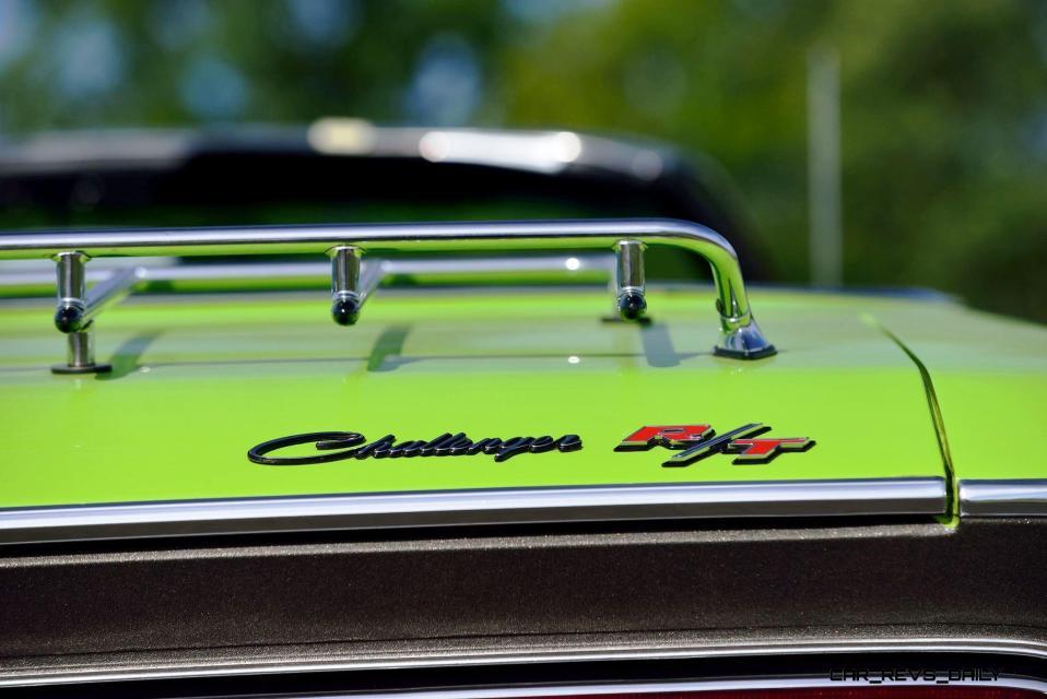 1970 Dodge Hemi Challenger RT Convertible 9