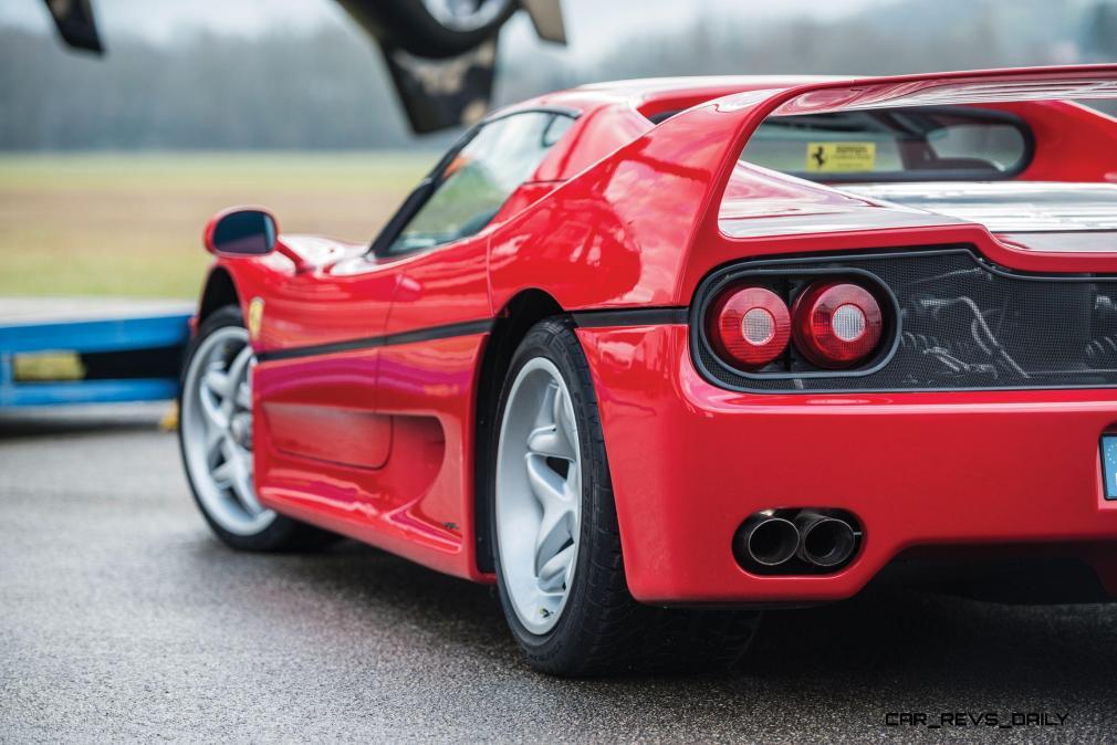 1997 Ferrari F50 13