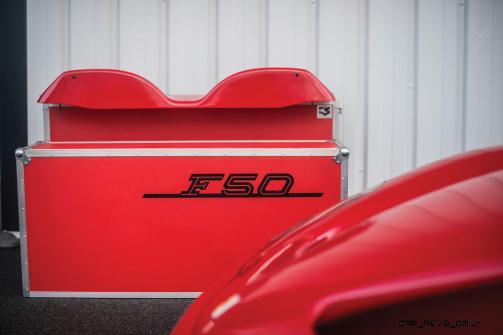 1997 Ferrari F50 17