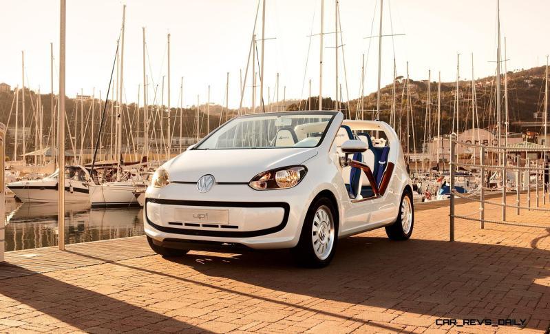 2011 Volkswagen Up! Azzurra Sailing Team 17
