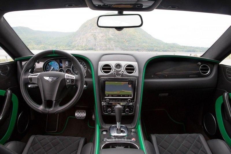 2016 Bentley Continental GT3-R 5