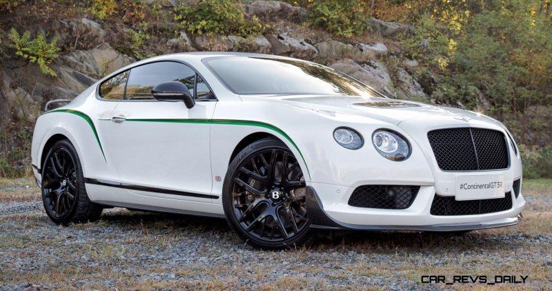 2016 Bentley Continental GT3-R 7