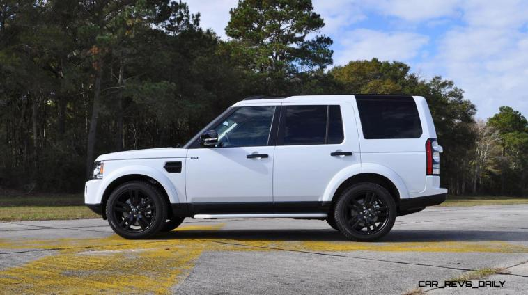 2016 Land Rover LR4 Discovery HSE Black Package 12