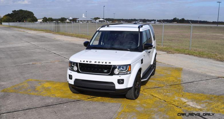 2016 Land Rover LR4 Discovery HSE Black Package 21