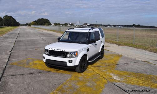 2016 Land Rover LR4 Discovery HSE Black Package 22