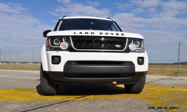 2016 Land Rover LR4 Discovery HSE Black Package 33