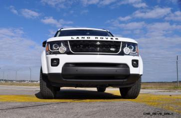 2016 Land Rover LR4 Discovery HSE Black Package 42