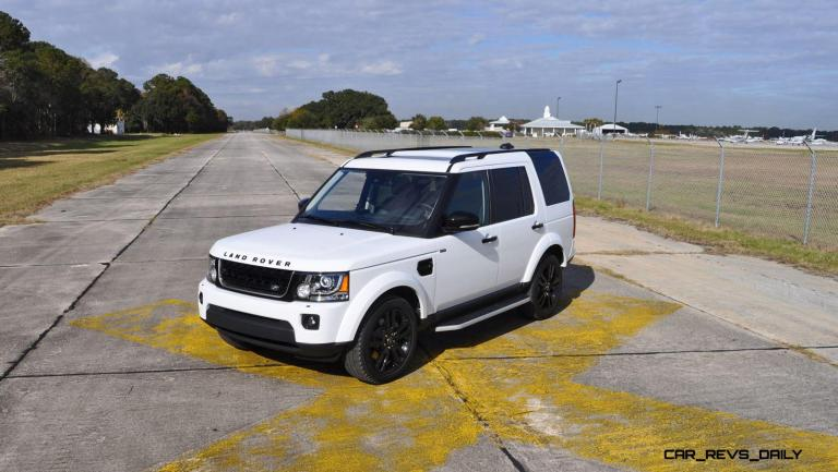 2016 Land Rover LR4 Discovery HSE Black Package 46