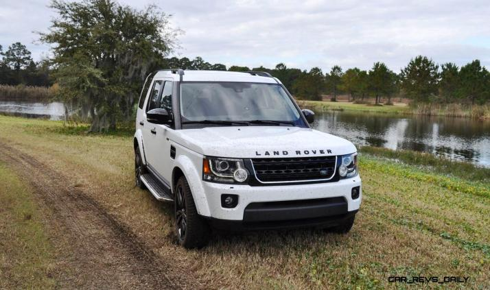 2016 Land Rover LR4 Discovery HSE Black Package 47