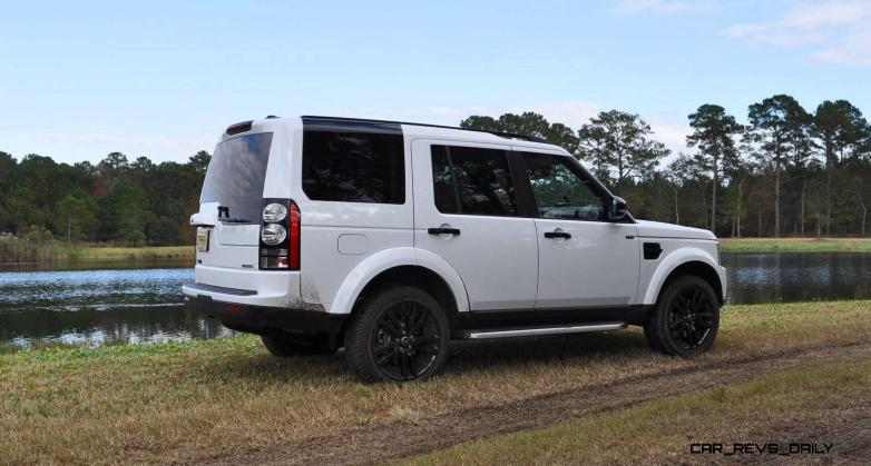 2016 Land Rover LR4 Discovery HSE Black Package 65