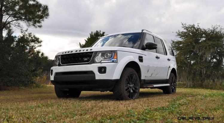 2016 Land Rover LR4 Discovery HSE Black Package 75