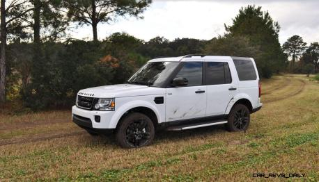 2016 Land Rover LR4 Discovery HSE Black Package 78
