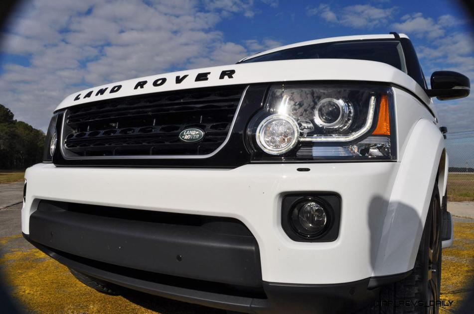 2016 Land Rover LR4 Discovery HSE Black Package 83