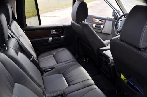 2016 Land Rover LR4 HSE Lux Black Package - INTERIOR 6