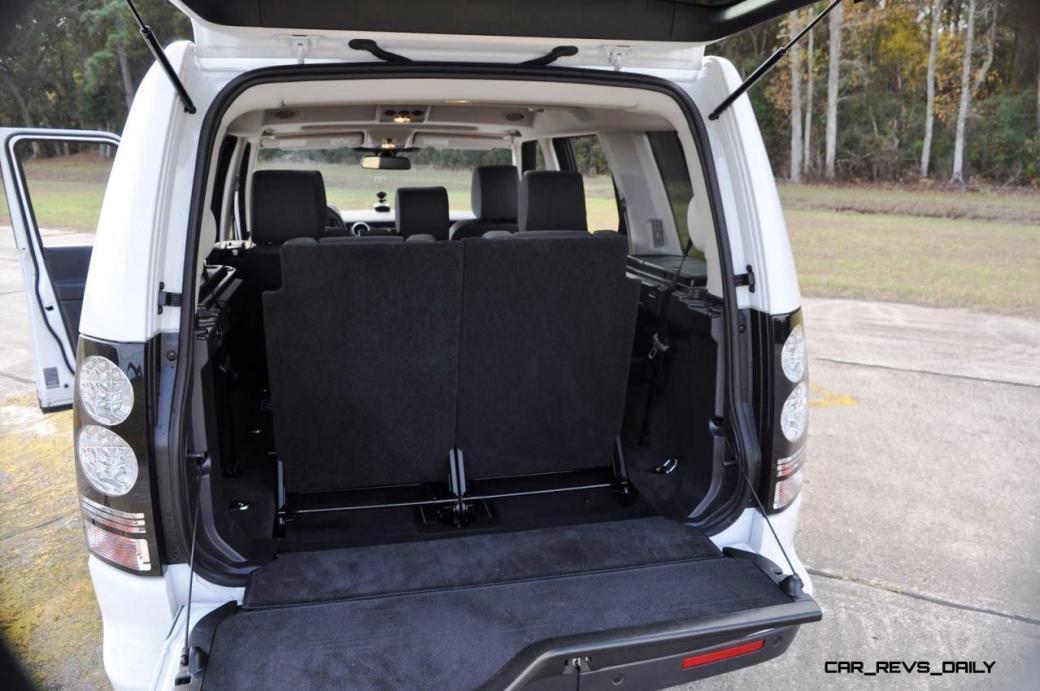 Land Rover Lr4 Interior Accessories