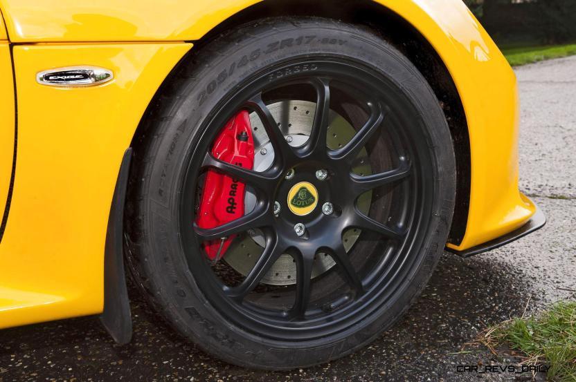 2016 Lotus EXIGE SPORT 350 30