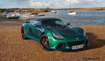 2016 Lotus EXIGE SPORT 350 36