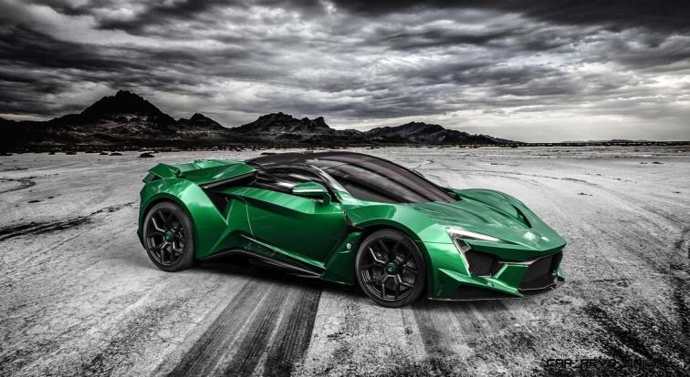 2016 W Motors FENYR SuperSport COLORS 38