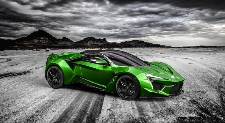 2016 W Motors FENYR SuperSport COLORS 41