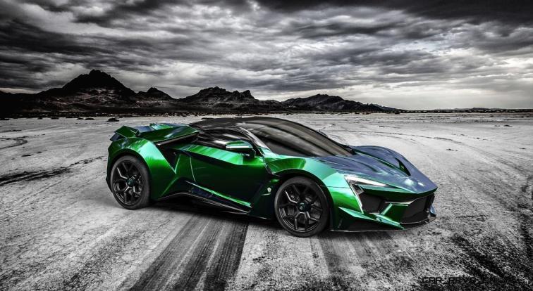 2016 W Motors FENYR SuperSport COLORS 57