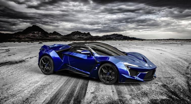 2016 W Motors FENYR SuperSport COLORS 61