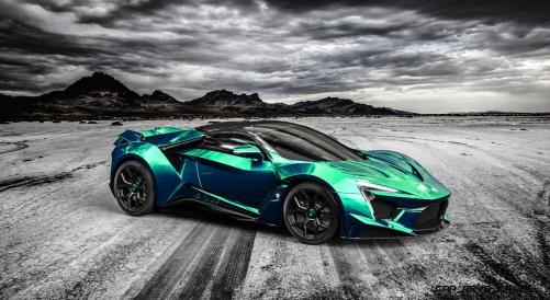 2016 W Motors FENYR SuperSport COLORS 62