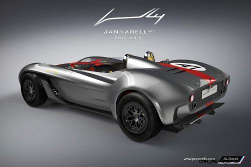 2017 Jannarelly Design JD1 5