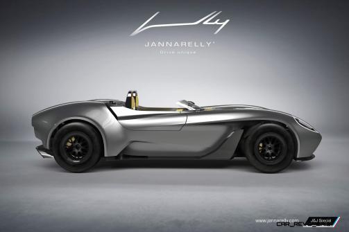 2017 Jannarelly Design JD1 8