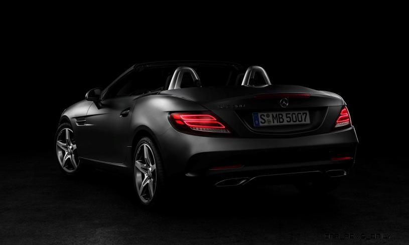 2017 Mercedes-Benz SLC 4