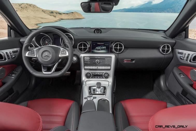 2017 Mercedes-Benz SLC 40