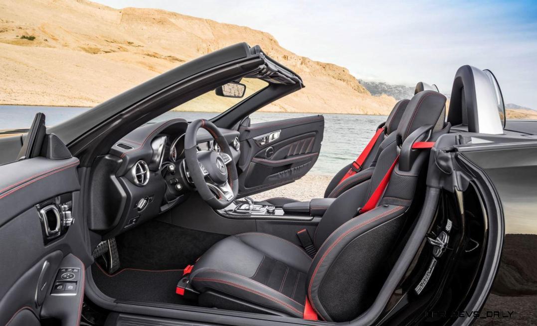 2017 Mercedes-Benz SLC 58