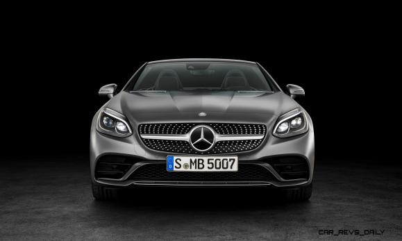 2017 Mercedes-Benz SLC 6