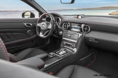 2017 Mercedes-Benz SLC 61