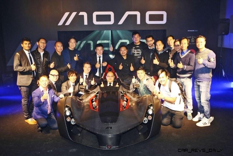 BAC MONO Hong Kong Showroom Launch 5