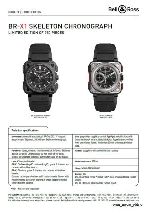 Bell & Ross BR-X1 Presspack Pages 13