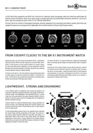 Bell & Ross BR-X1 Presspack Pages 9
