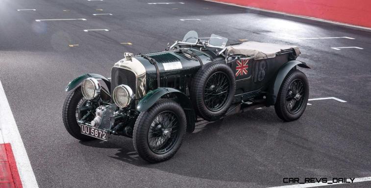 Bentley Birkin 'Blower' (3)