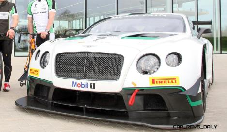 Bentley Boys swap four wheels for two in epic charity challenge