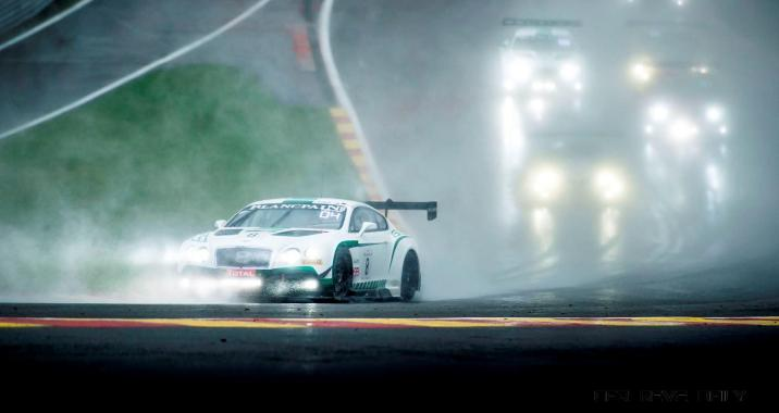 Bentley Continental GT3 - TOTAL 24 Hours of Spa 2015(3)