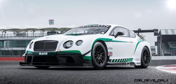 Bentley Continental GT3(1)