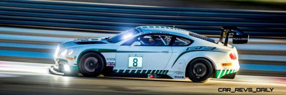 Bentley takes to the podium again at Paul Ricard (1)