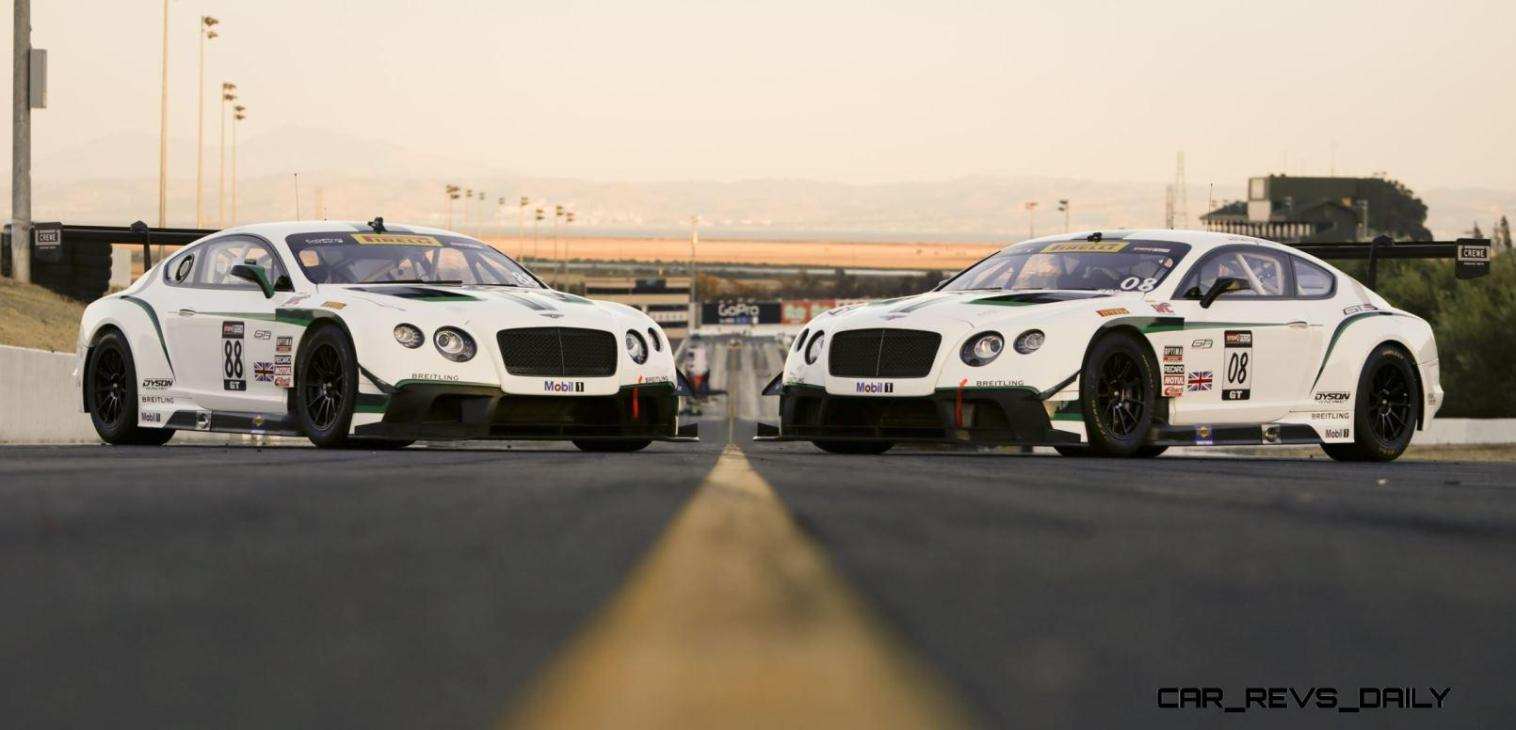 Dyson Racing Team Bentley sharpened for season finale(1)