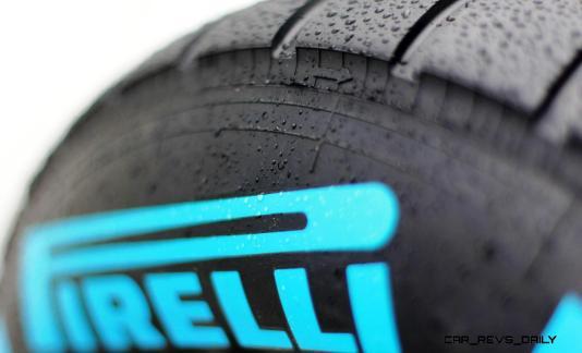F1 Pirelli Tire Colors 1