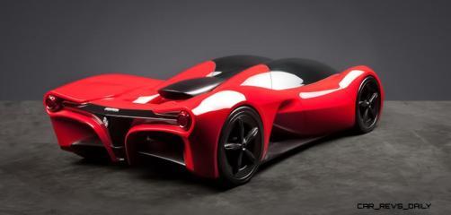 Ferrari Design Challenge 2015 - Duo 5
