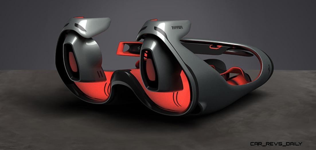 Ferrari Design Challenge 2015 - FL 1