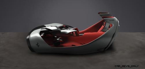 Ferrari Design Challenge 2015 - FL 4