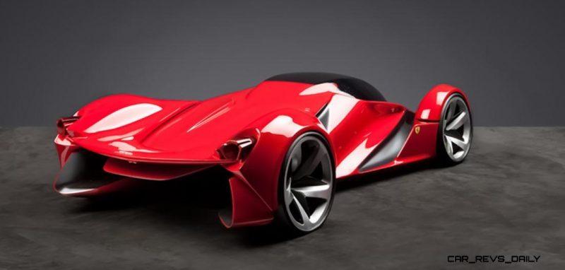 Ferrari Design Challenge 2015 - Intervallo 4